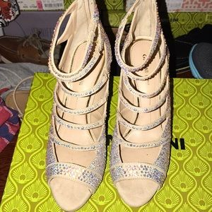Pageant / prom heels